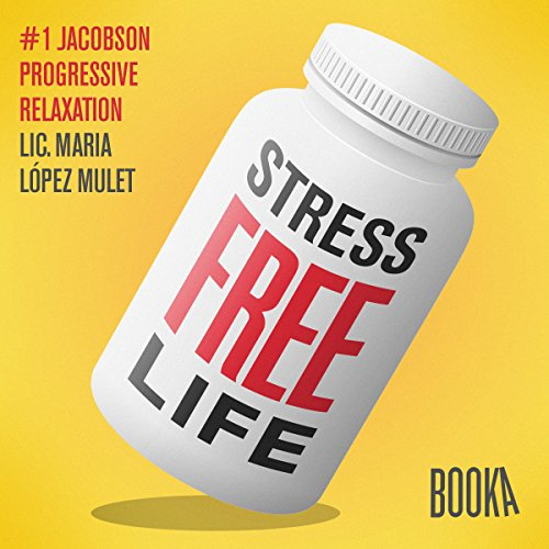 Stress-Free Life #1 audiobook cover art