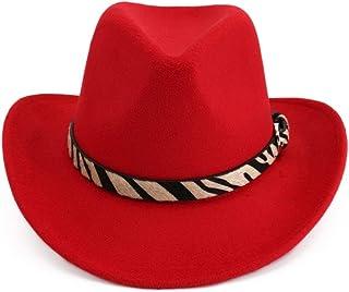 SHENTIANWEI Men Women Handmade Wool Felt Panama Hats Cowboy Western Caps Wide Brim Sombrero Fedora Trilby Casual Jazz Formal Hat