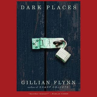Dark Places audiobook cover art