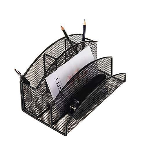 Vanra Letter Sorter portapenne desktop Office supply organizer a rete metallica porta di alimentazione con 2mail Sorter 3matita carta 8.8' W x 5.1' D x 4.9' H Cruz V2 Fresh Foam