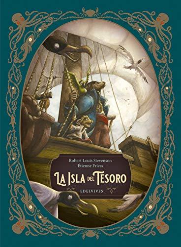 La isla del tesoro (Clásicos ilustrados)