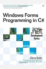 Windows Forms Programming in C# Paperback