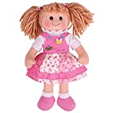 Bigjigs Toys Hayley 34cm Puppe