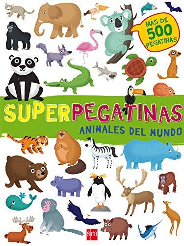 Animales del mundo (Pegatinas)