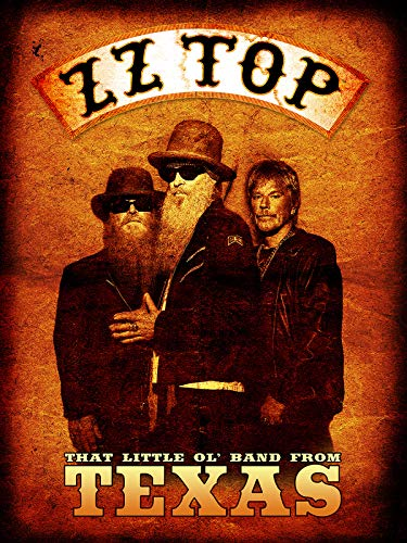 ZZ Top - That LIttle Ol' Band From Texas [OV]