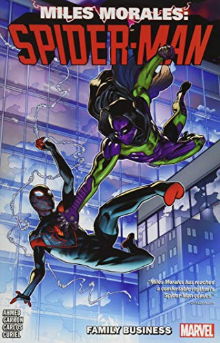 Miles Morales Spider-Man 3: Family Business