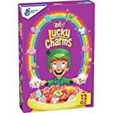 Lucky Charms - Cereales Fruity Lucky Charms - 340 gramos