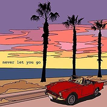 Never let you go (feat. RYOMA, SKYKIDD & miyu)