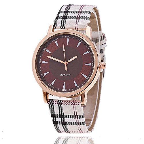 SSITG Horloge Dameshorloge Horloge Analoog Karos Meisjes Fashion Kleur: Rose Gold