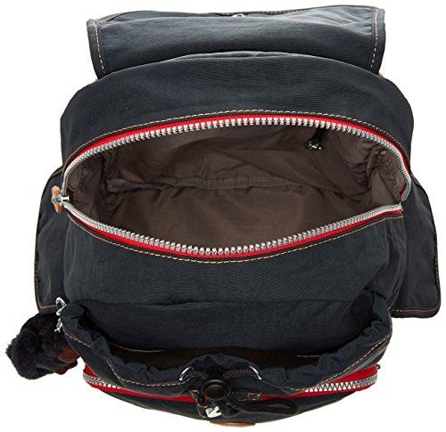 Kipling Women's City Backpack Handbag, Blue (True Navy C), 32x37x18.5 centimeters B x H T UK