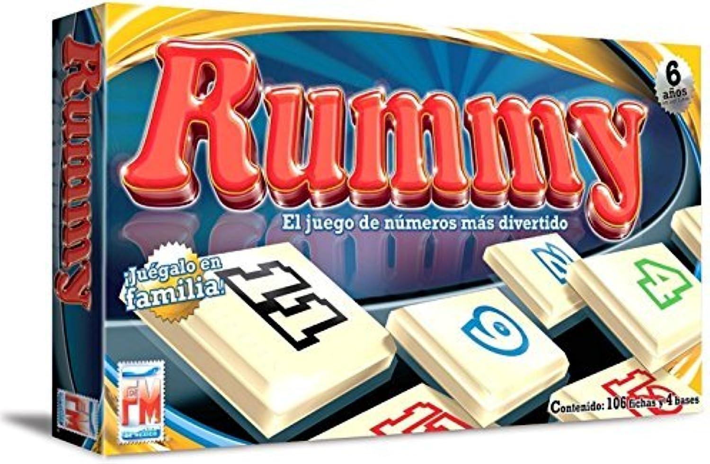 bajo precio del 40% Fotorama     Rummy Juego de Nmeros [Rummy Numbers Juego] by Fotorama  solo cómpralo