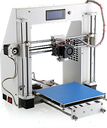 Aurora High Precision Reprap Prusa I3 3D Printer Kit with LCD - Support 1.75mm PLA / ABS Filaments - Metal Structure
