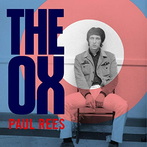 The Ox audiobook cover art
