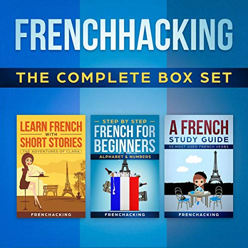 Frenchacking - The Complete Box Set audiobook cover art