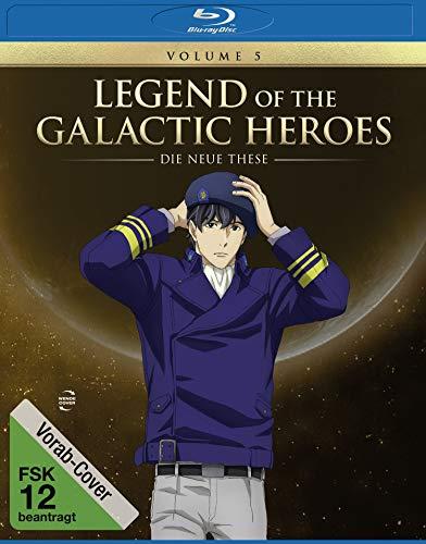 Legend of the Galactic Heroes: Die Neue These Vol.5 [Blu-ray]