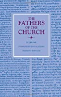 Commentary on Galatians (The Fathers of the Church)