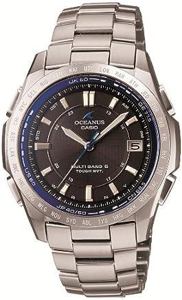 [カシオ]CASIO 腕時計 オシアナス 電波ソーラー OCW-T100TD-1AJF メンズ