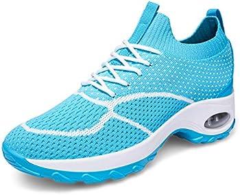 Anluke Women's Breathable Tennis Running Shoes