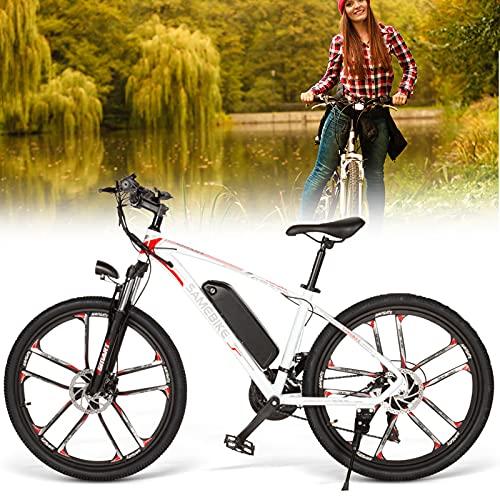 JINGJIN Ebike Mountainbike 26 Zoll Bike...