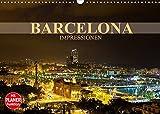 Barcelona Impressionen (Wandkalender 2022 DIN A3 quer)