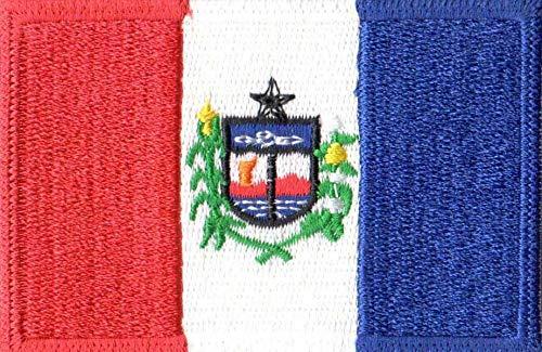 Patch Bordado - Bandeira Alagoas BD50145-349 Termocolante