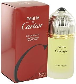 Pasha De Cartier by Cartier Men 3.3 / 3.4 oz Eau de Toilette Spray Sealed