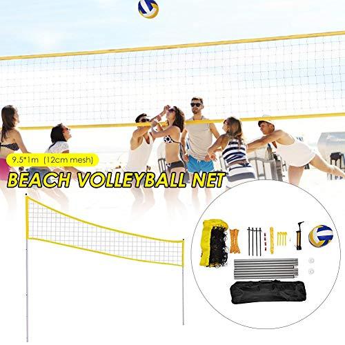 Buding - Volleyballnetze in \., Größe 9,5x1m