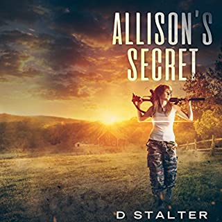 Allison's Secret                   Written by:                                                                                                                                 D Stalter                               Narrated by:                                                                                                                                 J. Scott Bennett                      Length: 5 hrs and 46 mins     Not rated yet     Overall 0.0