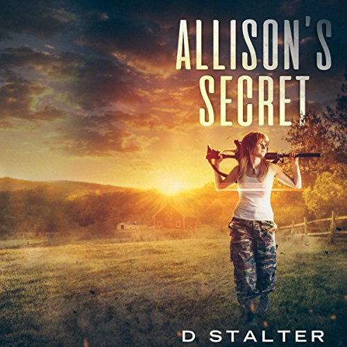 Allison's Secret audiobook cover art