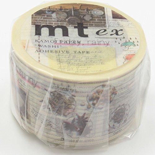 MT breit Washi Tape Deco, Diary Of gastronome (mtex1p88)