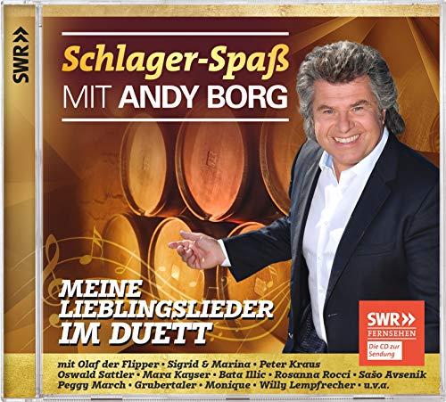 Schlager-Spaß mit Andy Borg - Meine Lieblingslieder im Duett