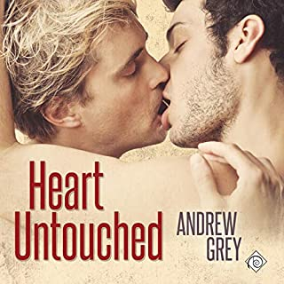 Heart Untouched audiobook cover art