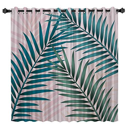 PMSMT 2021 nuevos diseños 3D Simple Flor Verde Hojas Etiqueta engomada del árbol calcomanía Flores Frescas Tema gótico Etiqueta engomada Floral decoración del Arte del Clavo