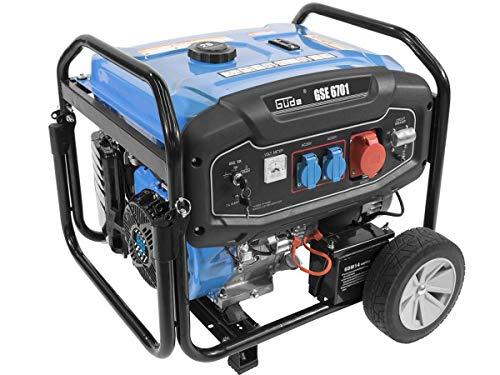 Güde Benzin Stromerzeuger GSE 6701 RS