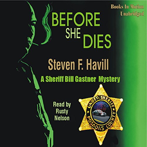 Before She Dies audiobook cover art