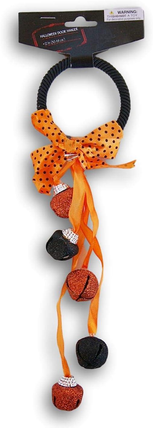 Oakland Mall Halloween Fall Nippon regular agency Themed Doorknob Door Bells Or Hanger Jingle with