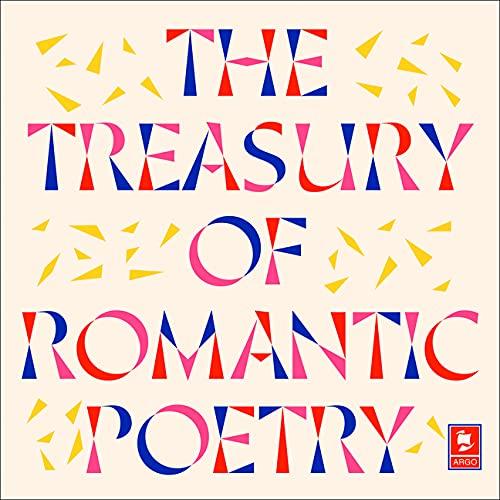 The Treasury of Romantic Poetry cover art