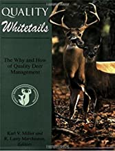 quality deer management book