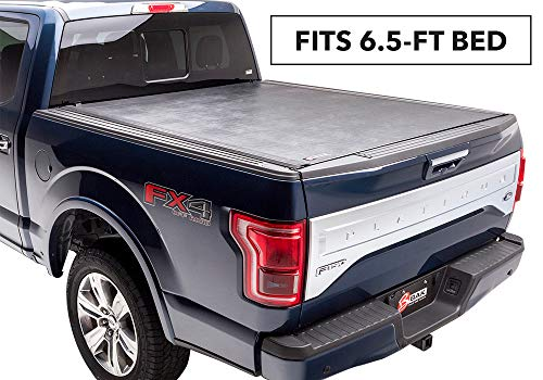 BAK Revolver X2 Hard Rolling Truck Bed Tonneau Cover   39327   Fits 2015-20 Ford F150 6'6' Bed