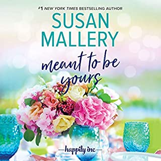 Meant to Be Yours audiobook cover art