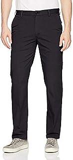 Van Heusen Men's Traveler Non Stop Flat Front Stretch Pant Casual Pants