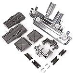 W10712395 Dishwasher Rack Adjuster Kit for Whirlpool & Kenmore Dishwashers- Replace W10250159, W10350375, W10350375, W10712395VP, AP5957560, PS10065979