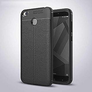 """جرابات CRISTY-Fitted - Mokoemi Fashion Lichee مقاوم للصدمات ناعم 5.0 """"ل Xiaomi Redmi 4X Case for Xiaomi Redmi 4X غطاء هاتف..."""