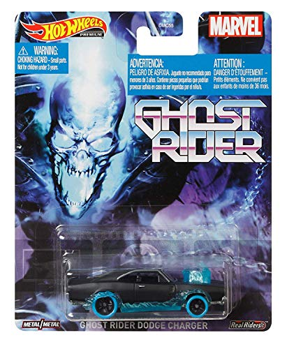 Hot Wheels Ghost Rider Dodge Charger