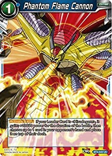 Dragon Ball Super TCG - Phantom Flame Cannon - BT4-043 - UC - Series 4: Colossal Warfare