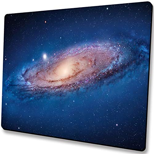 Shalysong Custom Gaming Mouse pad Personalized Design Non-Slip Rubber Mousepad (Nebula)