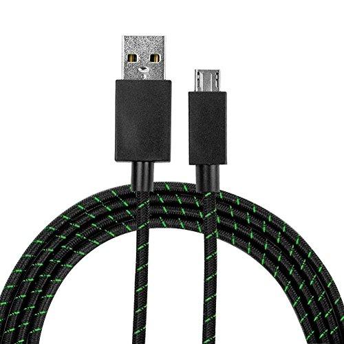 Microsoft Xbox One Elite Controller OEM - Cable de carga microUSB trenzado...