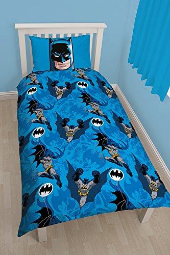 BrandMac Batman Bettwäsche-Set mit Bettbezug