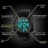 Zoom IMG-2 orologi da uomo sportivo digitale