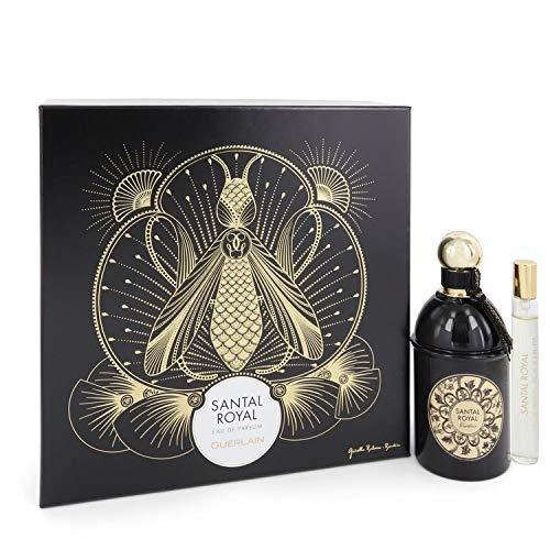Guerlain Santal Royal Set mit Mini Eau de Parfum~125ml-10ml
